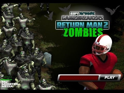 Return Man 2 – ZOMBIES