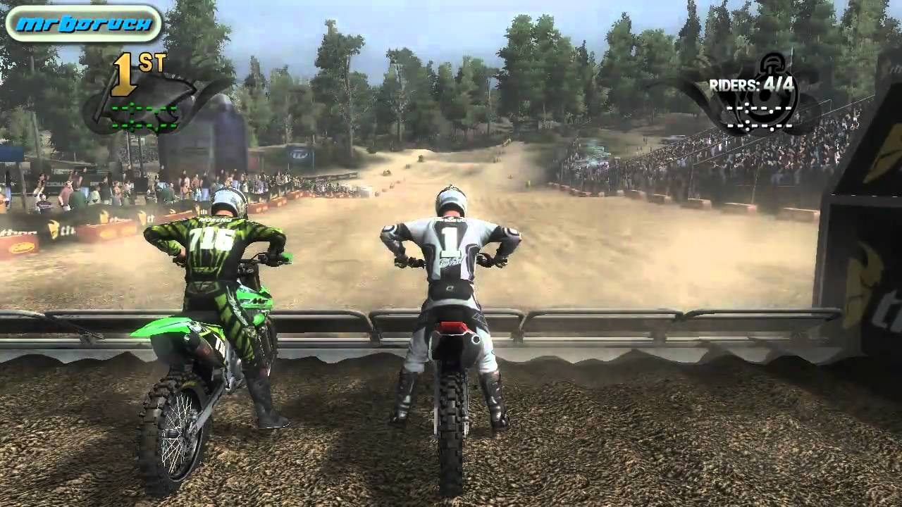 Test your reflexes with MX Vs ATV Reflex