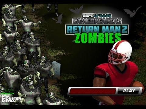 Return Man 2 – ZOMBIES